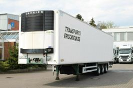 koel-vries oplegger Chereau Carrier Vector 1850MT/Strom/Bi-Temp/SAF/FRC 202 2010