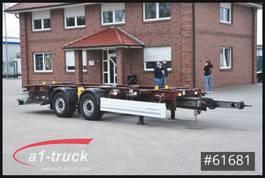 wissellaadbaksysteem aanhanger Schmitz Cargobull ZWF 18 BDF Midi Tandem, Wabco Smartboard 2012
