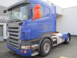 standaard trekker Scania R380 , Manual , Intarder , Airco 2005
