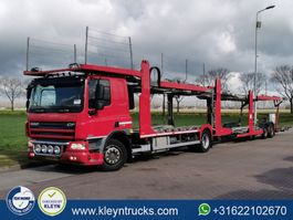autotransporter vrachtwagen DAF CF 75 2007