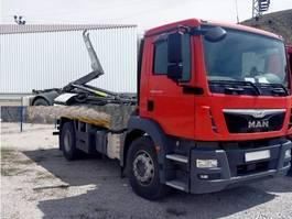 wissellaadbaksysteem vrachtwagen MAN TGM 18.340 4x2 BB TGM 18.340 4x2 BB, ADR, 2x Vorhanden!