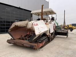 asfalteermachine rups Vogele S2500 1999