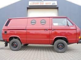 bus camper Volkswagen T3 Syncro 1.9 TD 4X4 Nieuwstaat/WIE NEU 1991