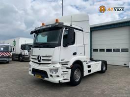 standaard trekker Mercedes-Benz Actros 1836 Euro 6 NL truck 2013