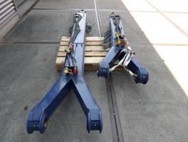 semi dieplader oplegger Goldhofer Drawbar Set THP/SL 2021