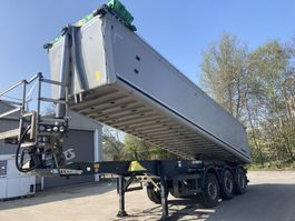 kipper oplegger Schmitz Cargobull SGF-S3 Staal-Alu 30m³-Liftas-Electr.zeil-Graanschuif 2016