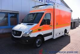 ambulance bedrijfswagen Mercedes-Benz Sprinter 516 CDI GST RTW Krankenwagen Ambulance 2014
