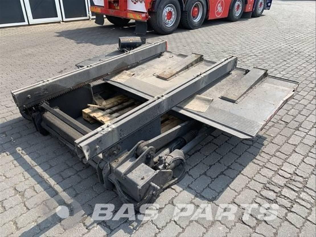Opbouw vrachtwagen onderdeel Diversen Laadklep DHOLLANDIA D'Hollandia 2008
