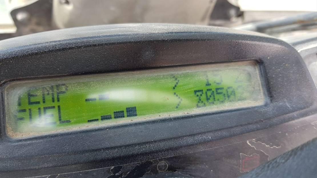 vorkheftruck Yale GDP50VX 2007
