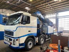 kraanwagen Volvo FH420 8x4 Grua 60 TON/M 30 Meters !!!