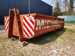 grofvuil container container