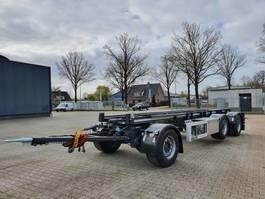 container chassis aanhanger GS Meppel AIC-2700 N  -  NIEUW  -  VOORRAAD 2021