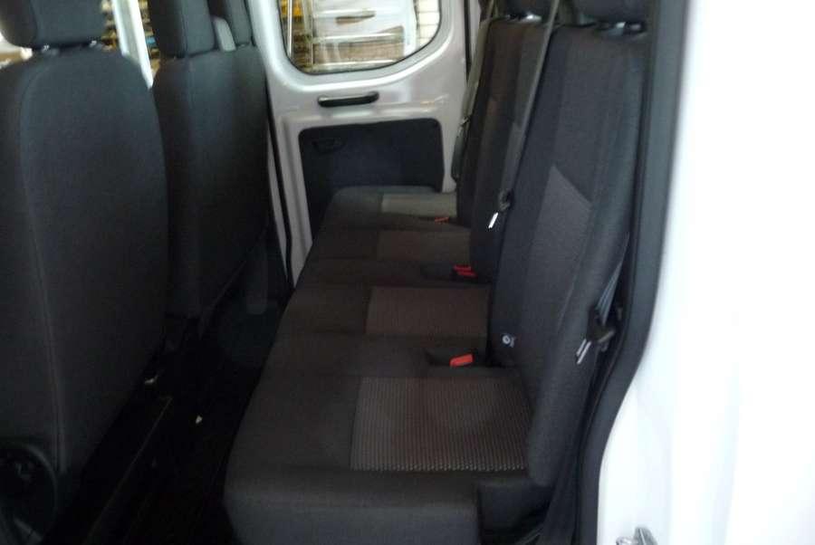 Ford - 350 2.0 TDCI L5H1 DC Amb. 170 pk laadbak 4.30m 4