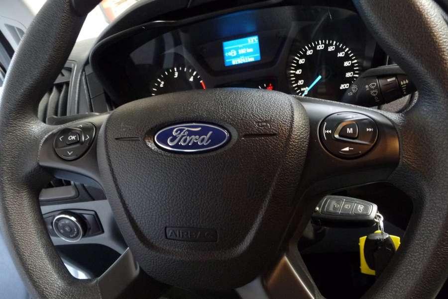 Ford - 350 2.0 TDCI L5H1 DC Amb. 170 pk laadbak 4.30m 10