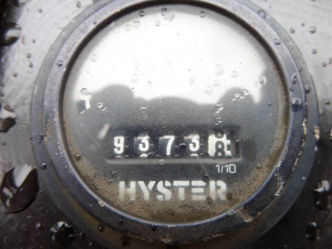 vorkheftruck Hyster H 4.00 XL-5 1991