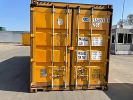 hard top zeecontainer Vernooy 20ft gebruikte half highcube en palletwide 126023