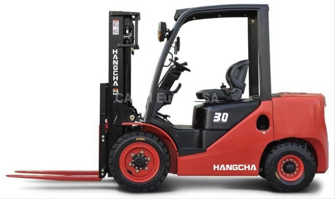 vorkheftruck Hangcha XF35D 2021