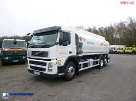 tankwagen vrachtwagen Volvo FM 330 6x2 fuel tank 19 m3 / 5 comp 2010