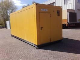 kantoor woonunit container 20ft unit