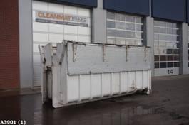 open top zeecontainer Container 29m³ 2010
