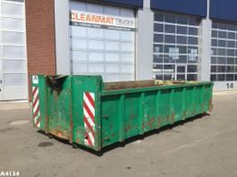 open top zeecontainer Container 12m3 2010