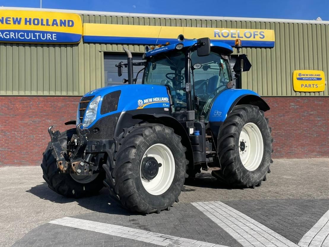 standaard tractor landbouw New Holland T7.170 RC 2015