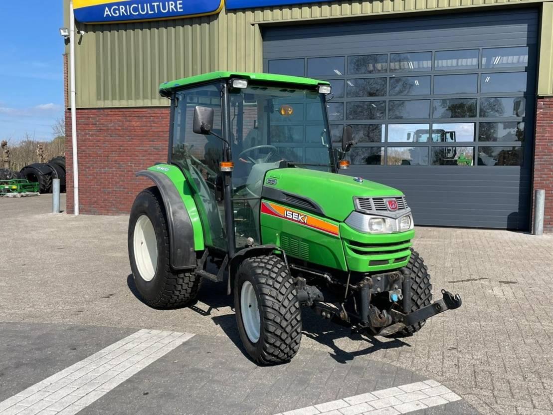 standaard tractor landbouw Iseki TG5470 2001