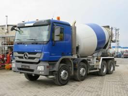 betonmixer vrachtwagen Mercedes-Benz Actros 3241 B 8x4 Betonmischer Stetter 2011