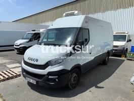koelwagen bakwagen Iveco 35S13 2015