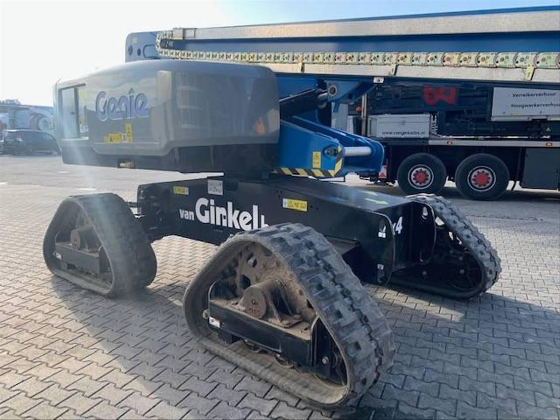telescoophoogwerker rups Genie S 65 Trax 2018