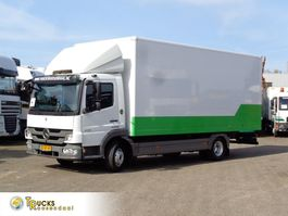 bakwagen vrachtwagen Mercedes-Benz Atego 816 + Euro 5 2012