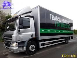 bakwagen vrachtwagen DAF CF 65 250 Euro 4 2009