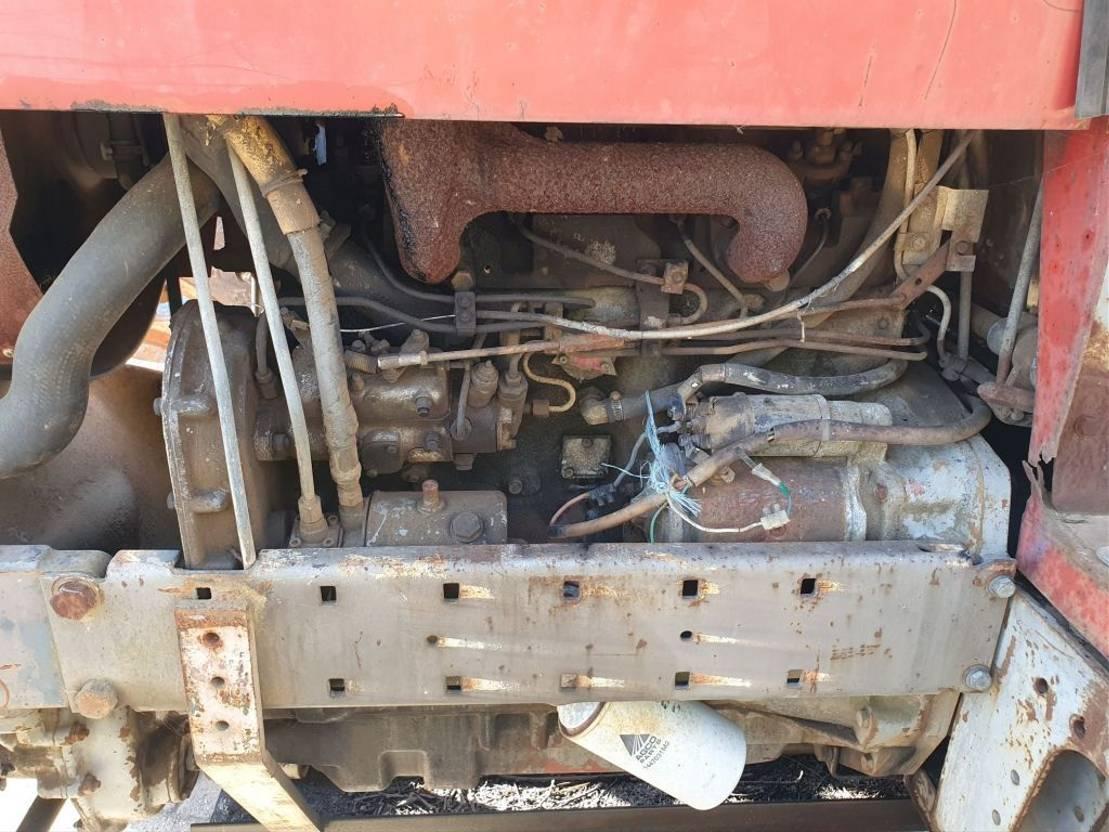 standaard tractor landbouw Massey Ferguson 595 1985