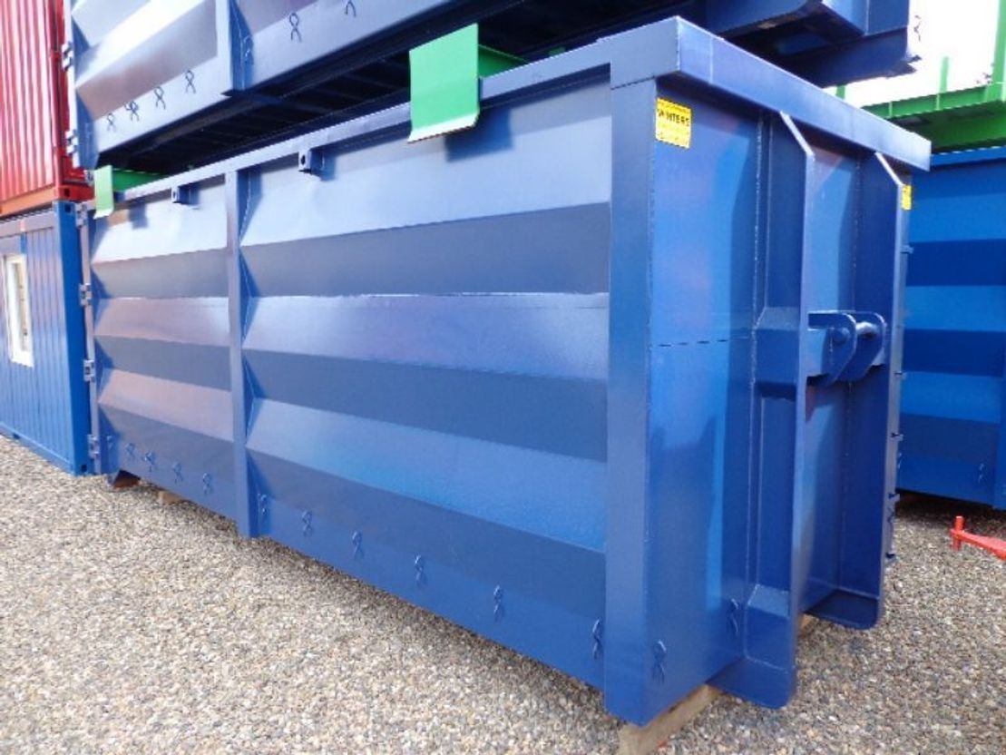 dry standaard zeecontainer Diversen 30m³