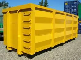 dry standaard zeecontainer 30m³
