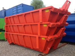 open top zeecontainer STAPELBARE AFZETCONTAINERS 8m³