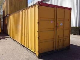 dry standaard zeecontainer 20ft met stelling + elektra