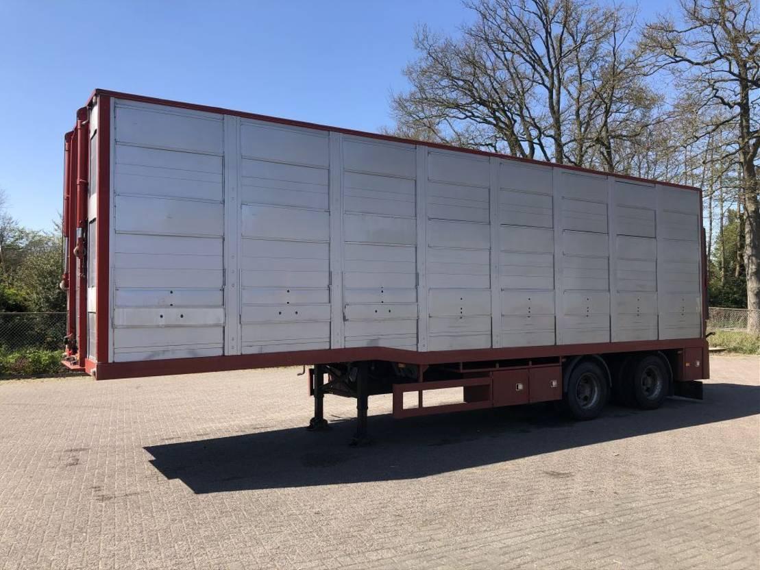 vee oplegger Renders Berdex 1/2/3 stock ABS 1996