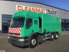 vuilniswagen vrachtwagen Renault Premium 320 26 Manual 20m³ 2005