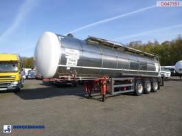 tankoplegger Indox Food tank inox 32.6 m3 / 1 comp 1996