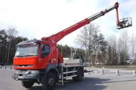 autohoogwerker vrachtwagen Renault KERAX 4x4 LIFT MULTITEL 23 M Arbeitsbühne 1 2006