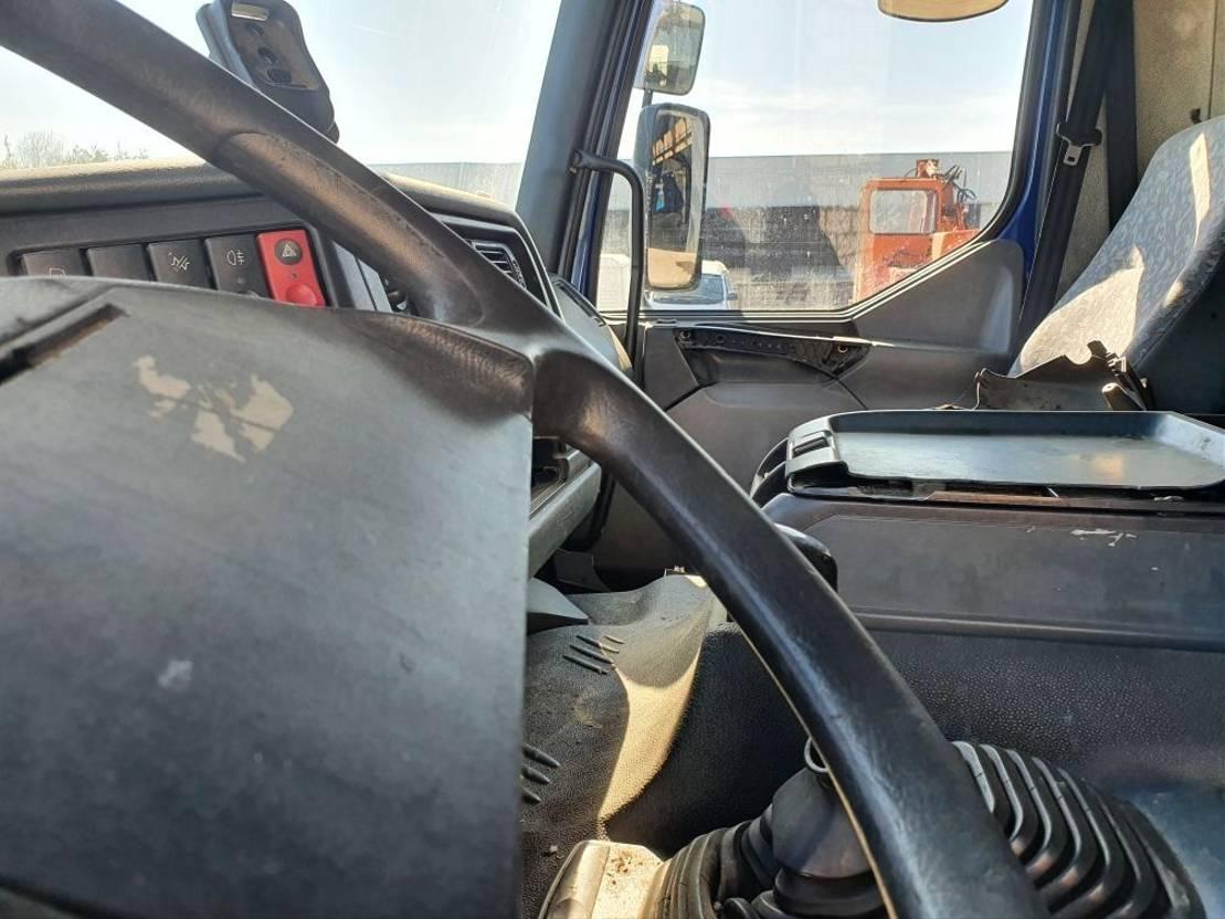 huifzeil vrachtwagen Renault midliner 210 1999