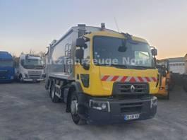 vuilniswagen vrachtwagen Renault 280 Euro6 Terberg 2015