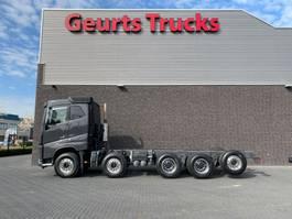 chassis cabine vrachtwagen Volvo FH16 10X4 TRIDEM EURO 6 HEAVY DUTY 2018