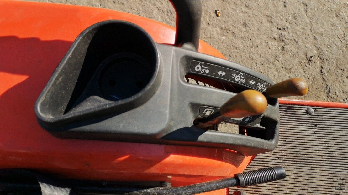 standaard tractor landbouw Kubota BX2350D 2015
