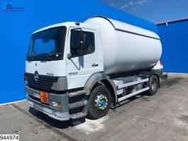 tankwagen vrachtwagen Mercedes-Benz Atego 1823 19908 Liter LPG Gas tank, Manual, Steel suspension 2004