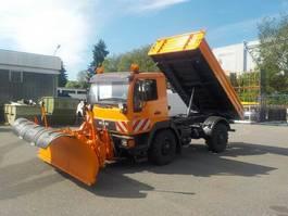 kipper vrachtwagen > 7.5 t MAN L2000 10.220 Winderdienst Kipper 10.220 12.220 1996
