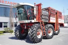 maaidorser - combine Agrifac WKM BIG SIX , 6x6x6 , beet harvester , joystick , 30m3