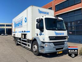 bakwagen vrachtwagen DAF LF 55 / Walking Floor / Documents TAIL LIFT / ONLY 163.000 KM!!!! / TUV 10-2021 2009