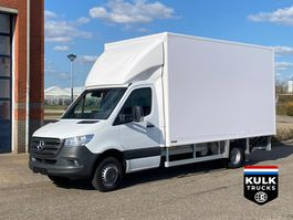 koelwagen bakwagen Mercedes-Benz Sprinter 516 CDI / ISO OPBOUW / NEW 2021